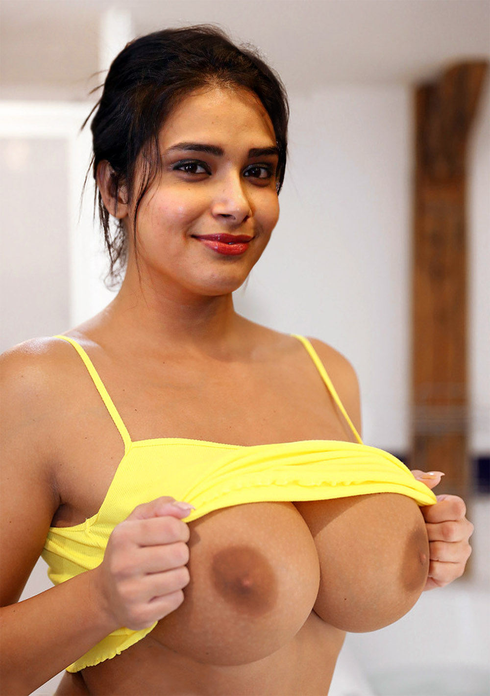 Hari teja nude boobs