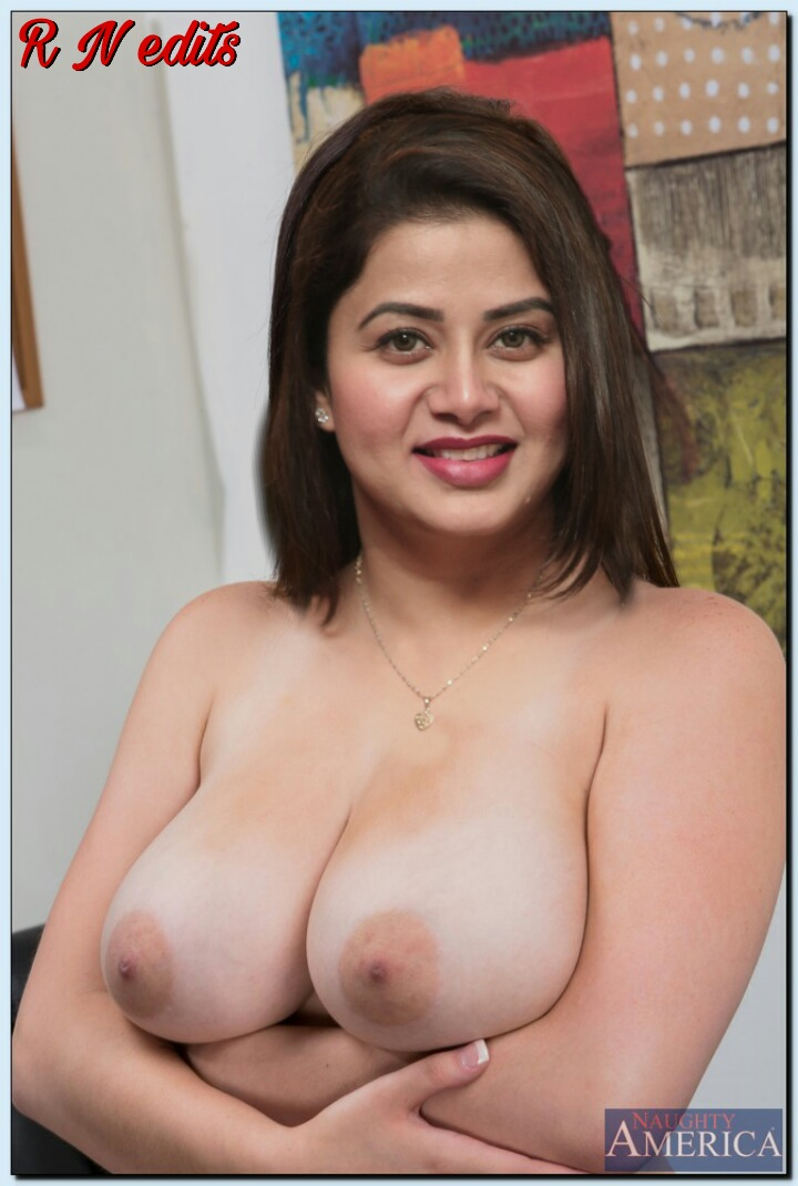 Sangeetha Krish nude boobs