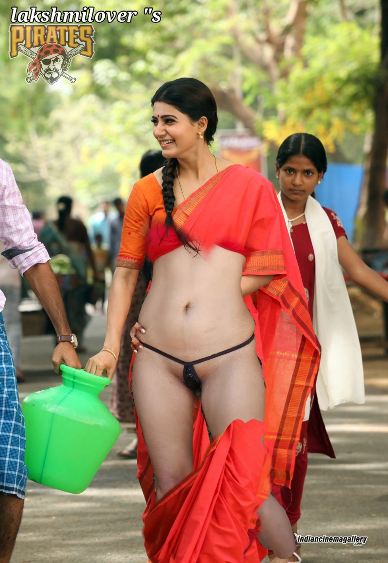 Samantha saree sex
